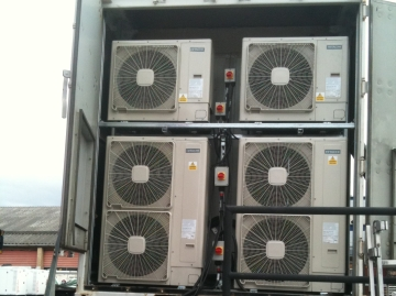Essex Cooling - Commercial Air conditioning